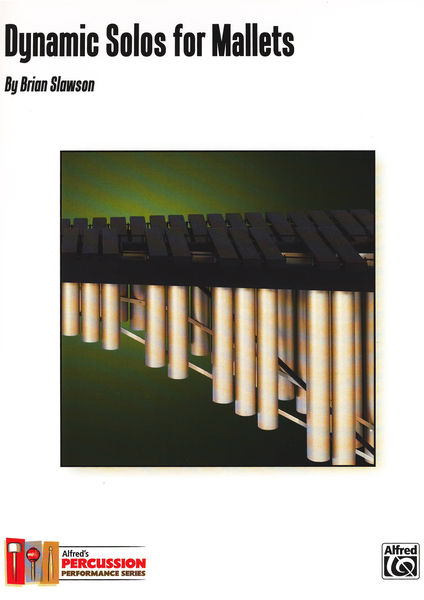 Alfred Music Publishing Dynamic Solos for Mallets