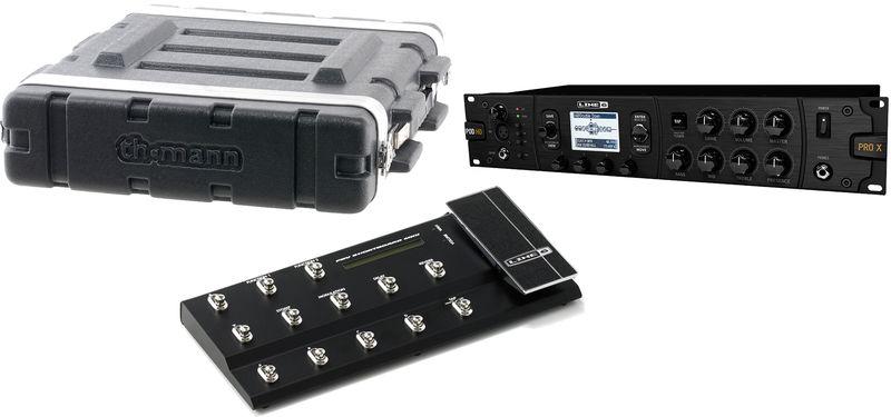 Line6 POD HD Pro X Bundle