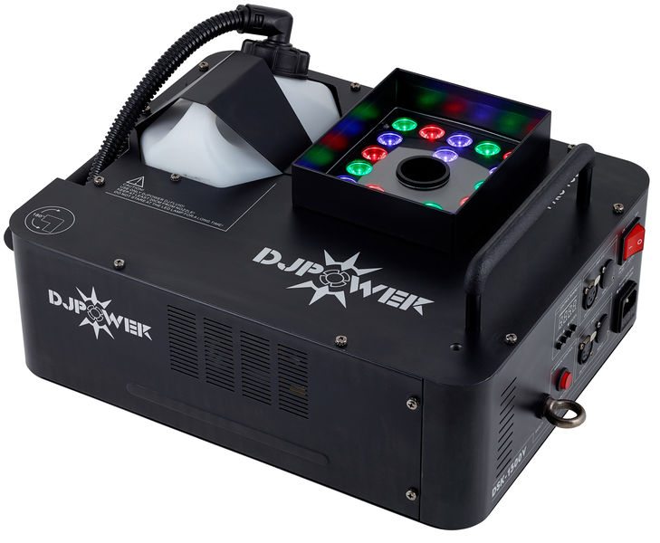 DJ Power DSK-1500V Fog Machine