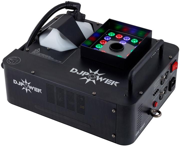DSK-1500V Fog Machine DJ Power
