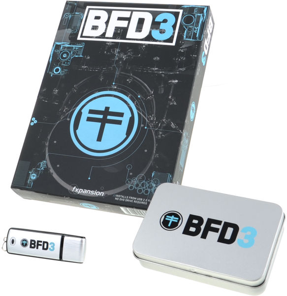 BFD 3 FXpansion