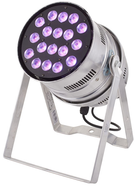 Stairville Led Par 64 18x3W 3in1 RGB Pol.