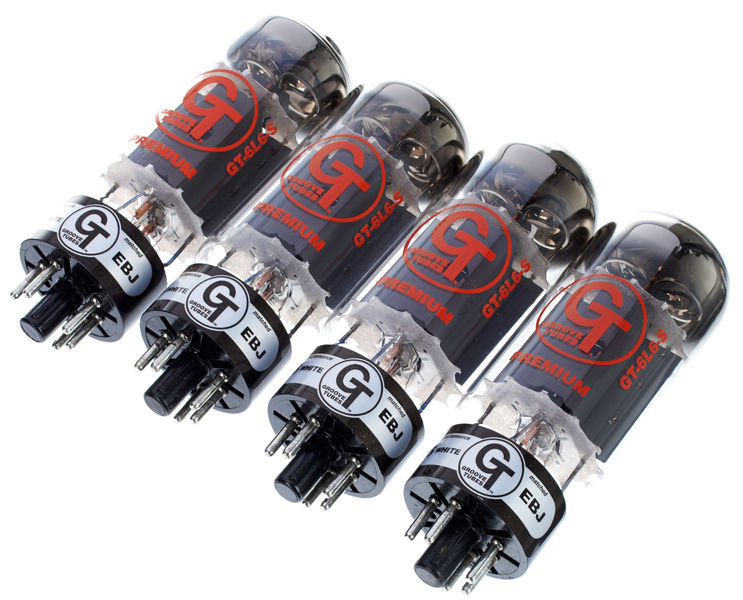 Groove Tubes 6L6S Quartett Medium