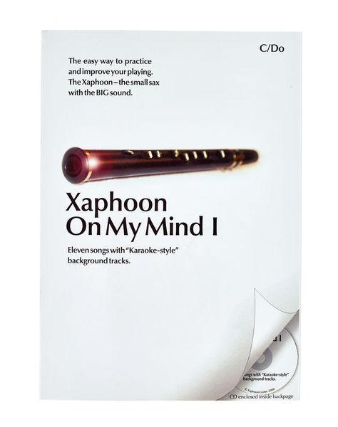 Matthias Kraft Verlag Xaphoon On My Mind