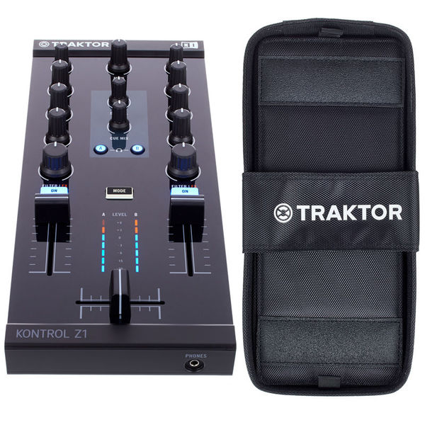 Native Instruments Traktor Kontrol Z1 Bag Bundle