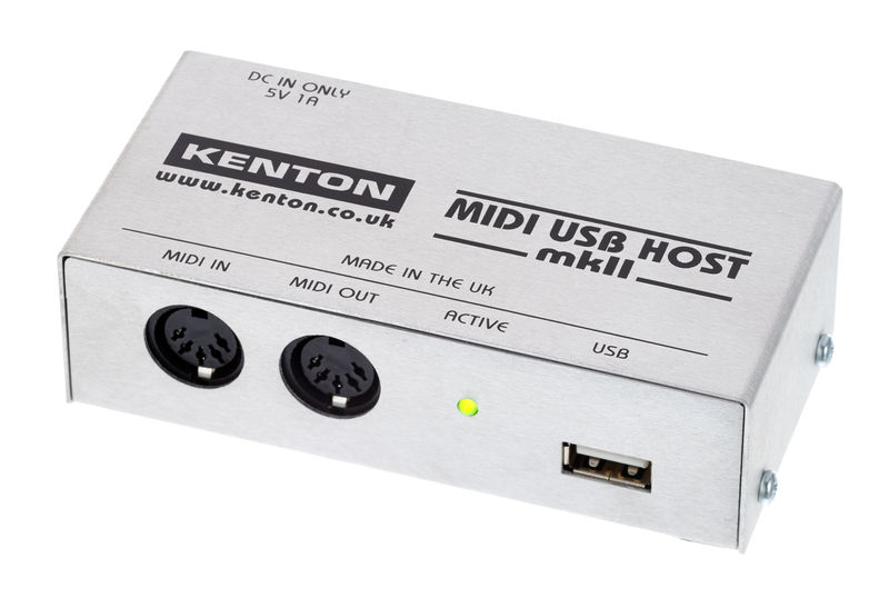 MIDI USB Host Kenton