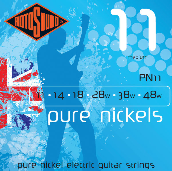 Rotosound PN11 Pure Nickels