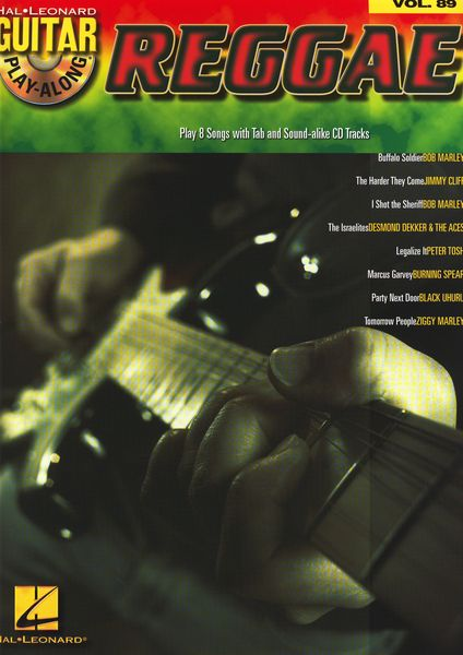 Hal Leonard Guitar Play-Along:Reggae