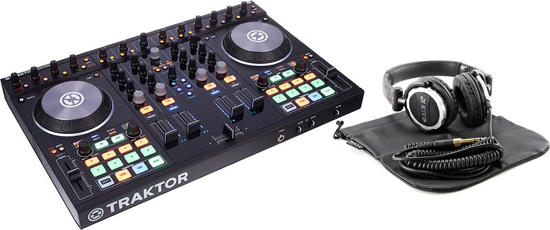 Native Instruments Traktor Kontrol S4 MKII HP Set