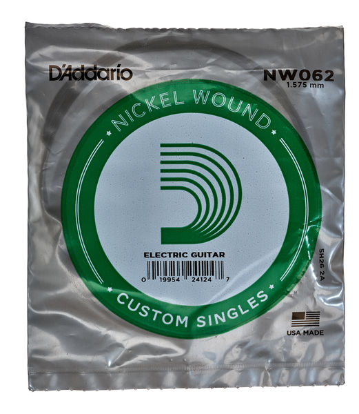 Daddario NW062 XL Single String