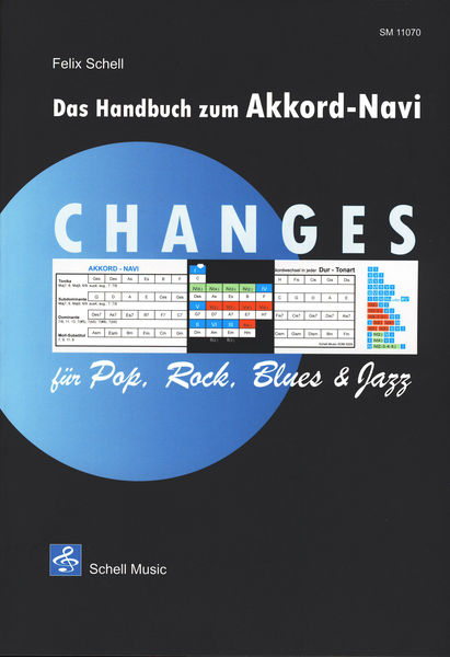 Schell Music Changes für Rock, Pop, Blues