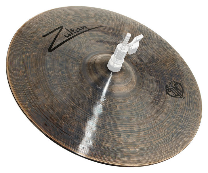 "Zultan 14"" Hi-Hat Medium Dark Matter"