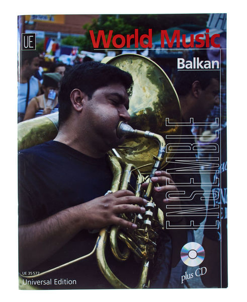 World Music Balkan Ensemble Universal Edition