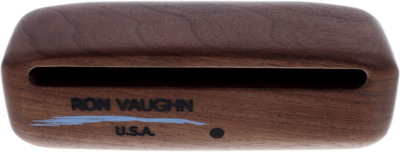 Ron Vaughn W-2 Wood Block