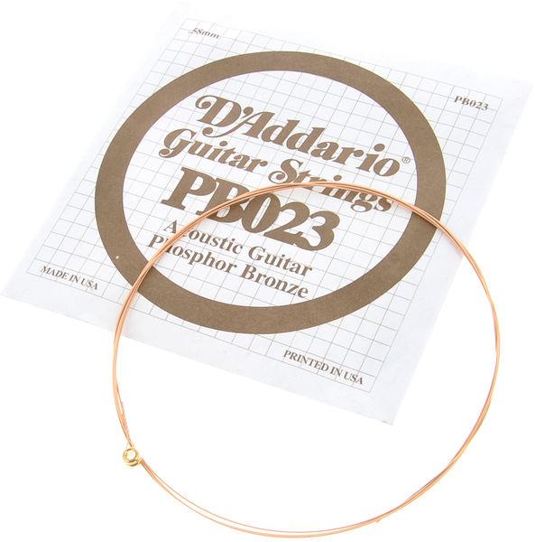 Daddario PB023 Single String