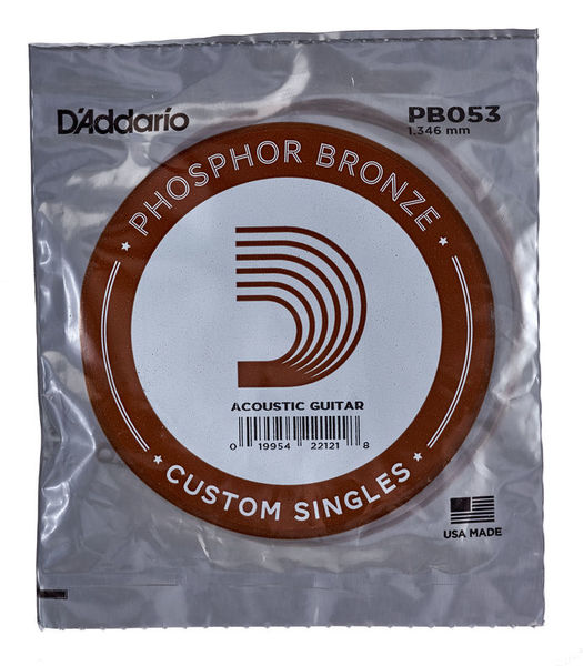 Daddario PB053 Single String