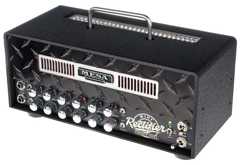Mesa Boogie Mini Rectifier Custom Black