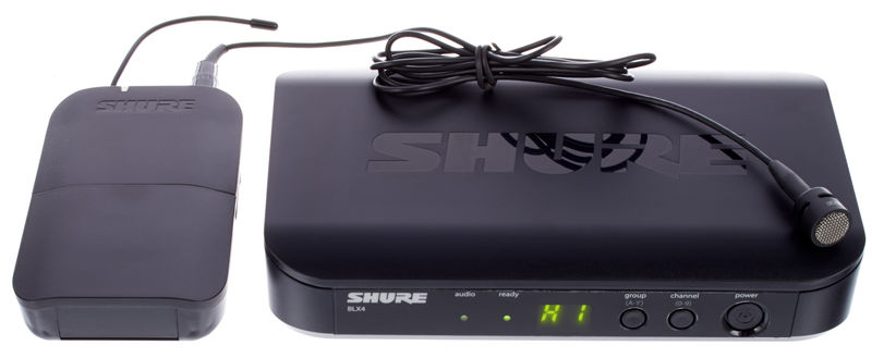 Shure BLX14/CVL M17
