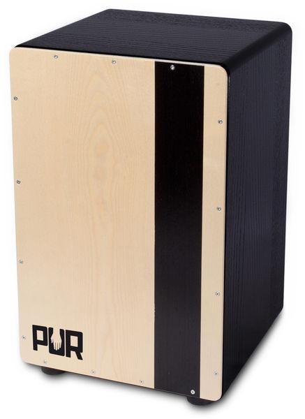 PUR PC3279 Compact Cajon Ebano