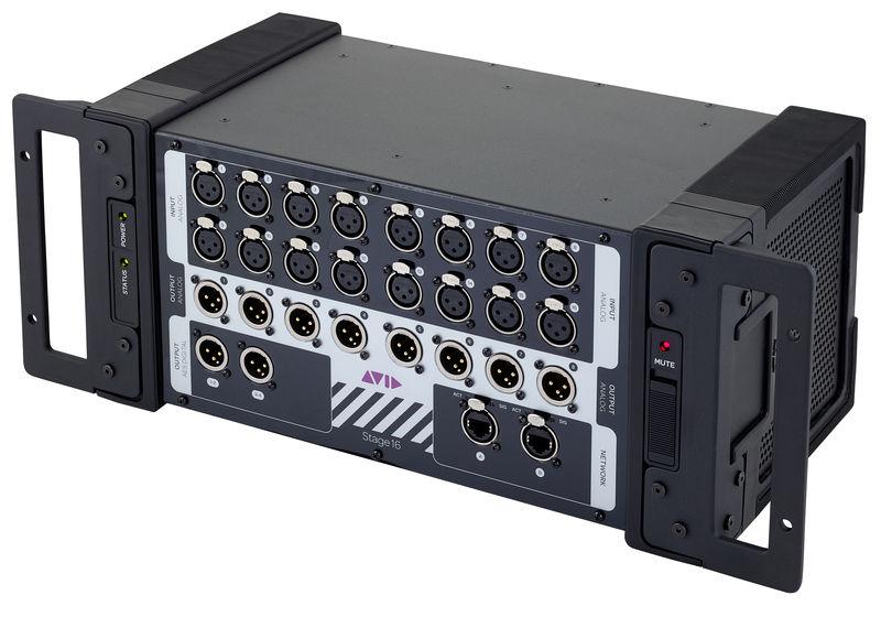 Avid S3L Stage 16 Remote I/O