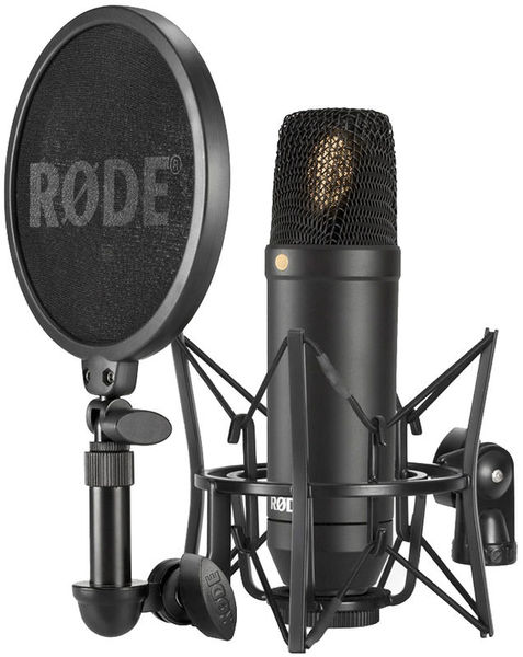 Rode NT1 A Complete Vocal Recording – Thomann Norway