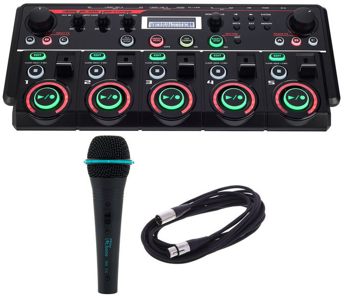 Boss RC-505 Bundle