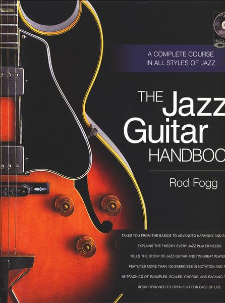 The Jazz Guitar Handbook Backbeat Books