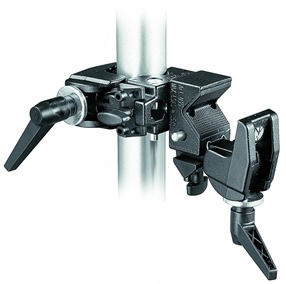 038 Double Super Clamp Manfrotto