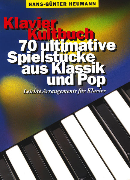 Bosworth Klavier Kultbuch 70 ultimative