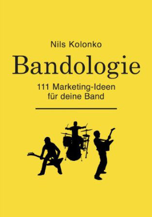 Kolonko Books Bandologie 111 Marketing