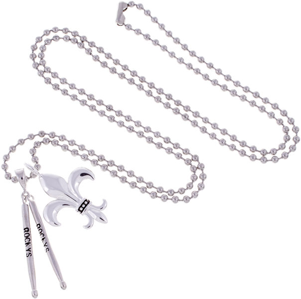 Rockys Necklace Sticks Lily