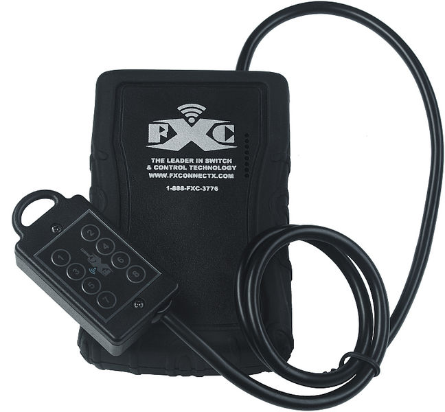 FXConnectx Wireless Controller Bodypack 8