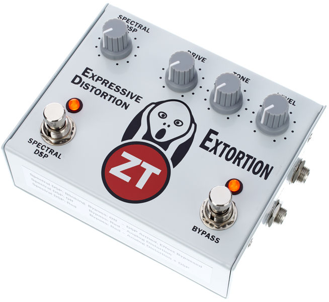 ZT Amplifiers Extortion PEX1