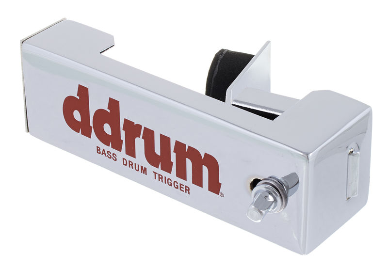 DDrum DD CE TK Chrome Trigger Bass