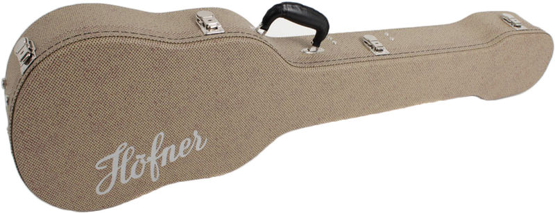 Höfner H64/VBR Violin-Bass Case Tweed