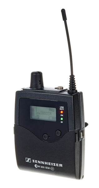 Sennheiser EK 300 IEM G3 G-Band