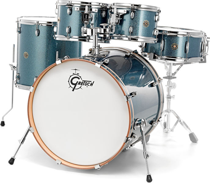 Gretsch Catalina Maple Aqua Sparkle 14