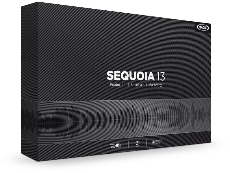 Magix Sequoia 13 Update V12