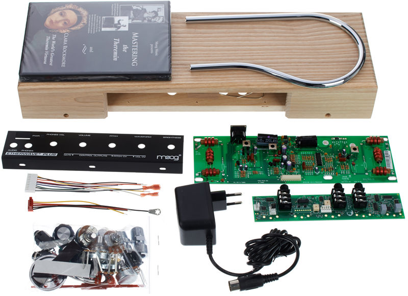 Moog Etherwave Theremin Kit Plus