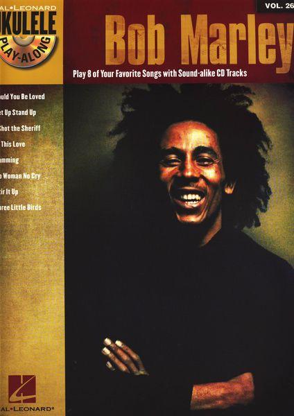 Hal Leonard Ukulele Play-Along: Bob Marley