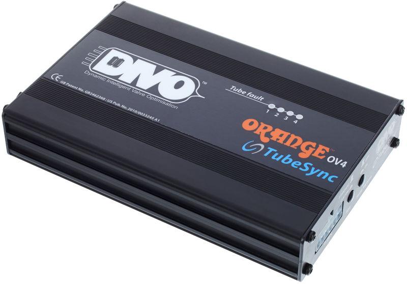 Orange Divo 4