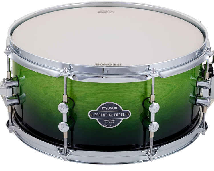 "Sonor 14""x6,5"" SN Essential Green"