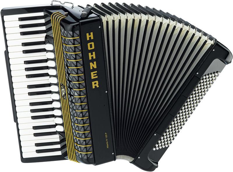 Hohner Atlantic IV 120 P