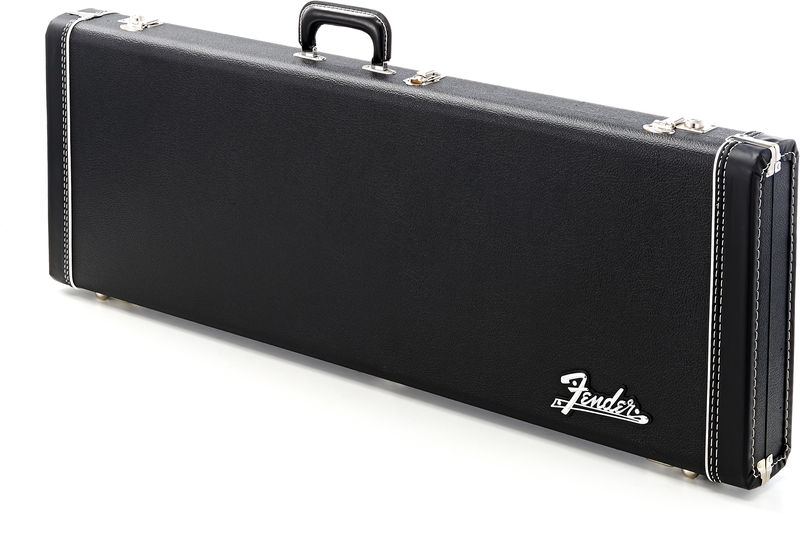 Fender Guitar Case ST/T LH BlackTolex