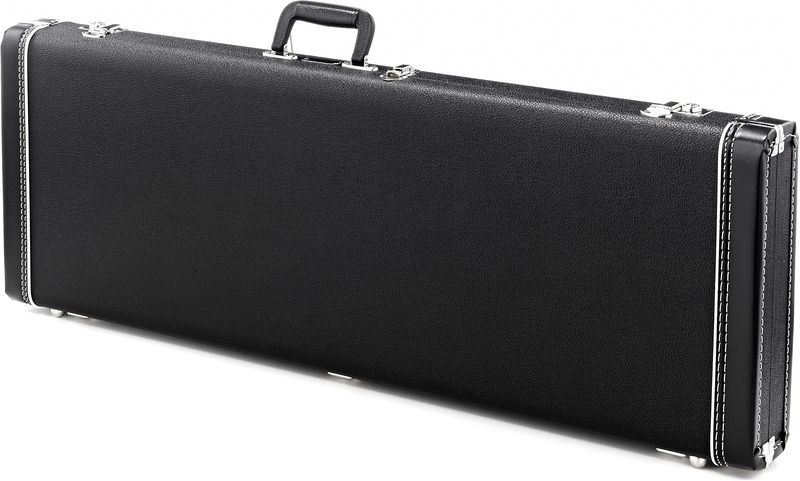 Fender Guitar Case ST/T Black Std