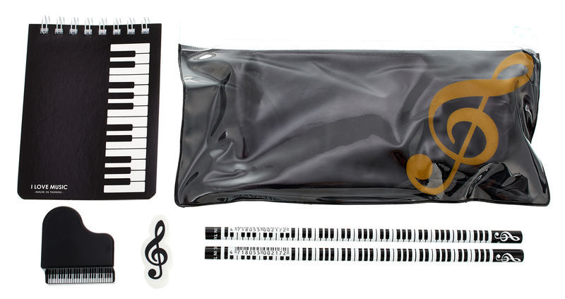 Music Sales Writing Set With Two Pencils
