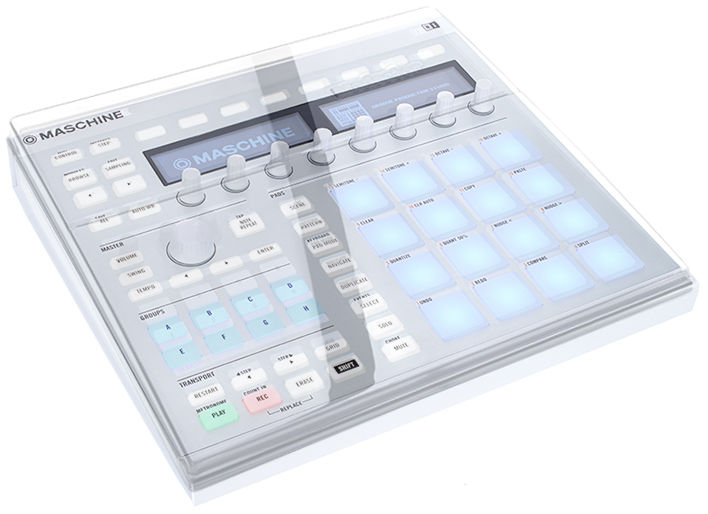 Native Instruments Maschine MK2 White Bundle