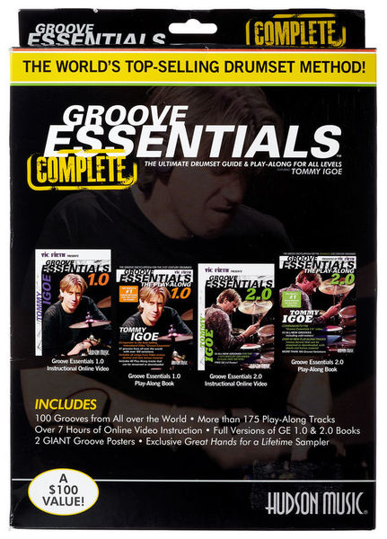Groove Essentials Complete Hudson Music