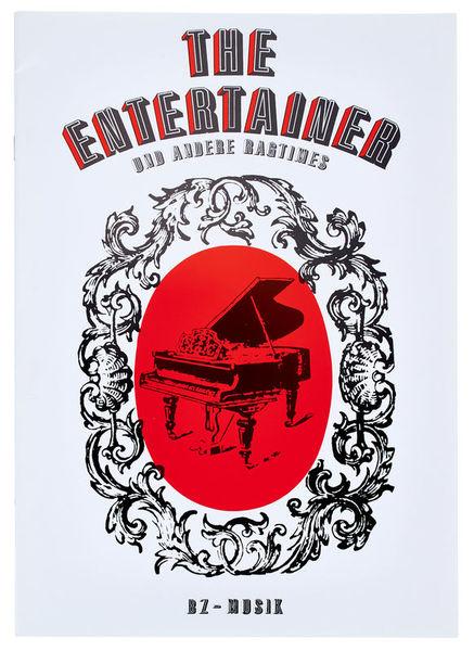BZ-Musik Joplin Entertainer Ragtimes