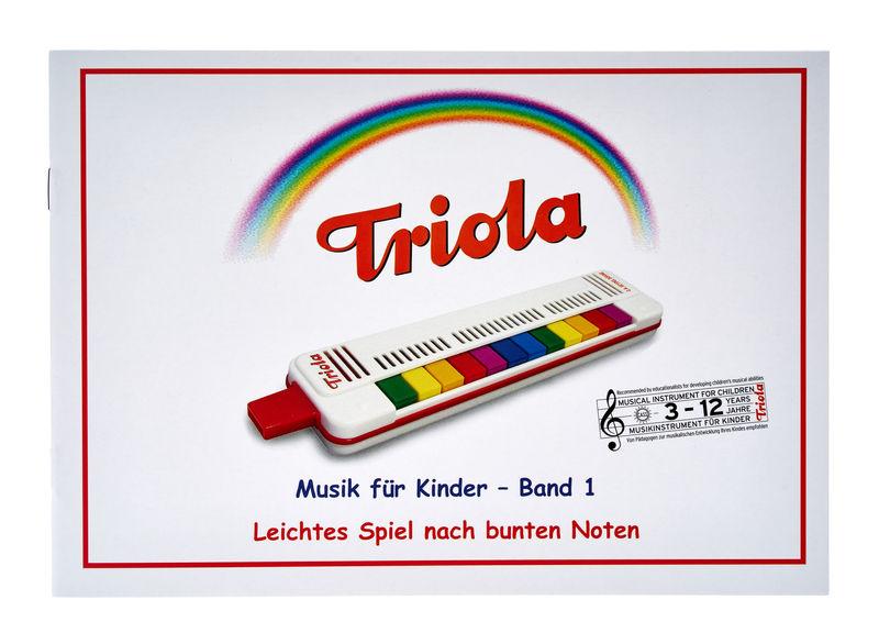 C.A. Seydel Söhne Triola Songs 1